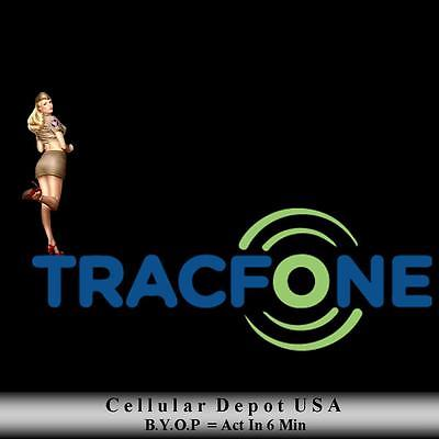 TracFone $15 00 Plan = 30 Days/ 200 Minutes/ 500 Text/ 200MB