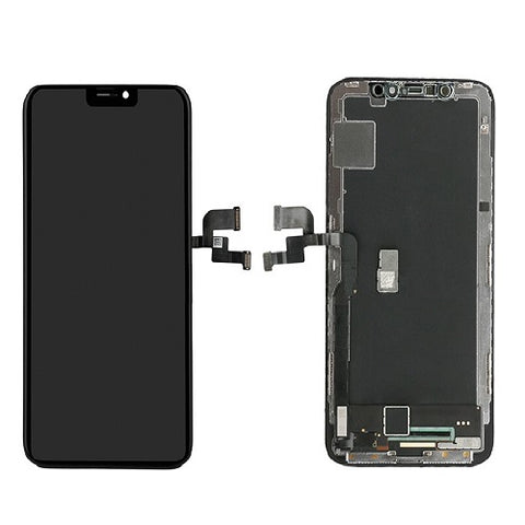Apple iPhone Parts = For NEW iPhone X LCD & Digitizer (Premium Quality) – Black - CellularDepotUSA.store