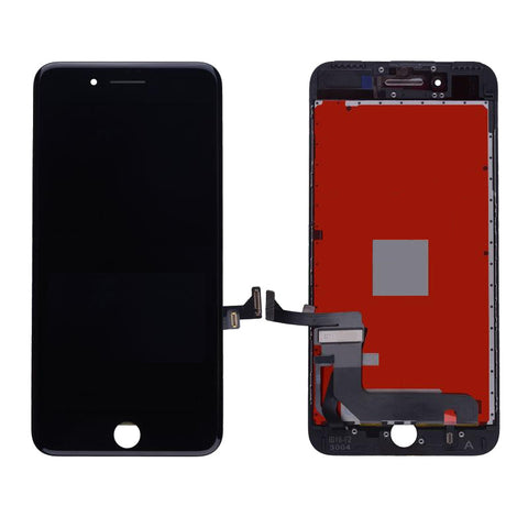 Apple iPhone Parts = For NEW iPhone 7  (4.7″) LCD and Digitizer (AM, High Quality) – black - CellularDepotUSA.store