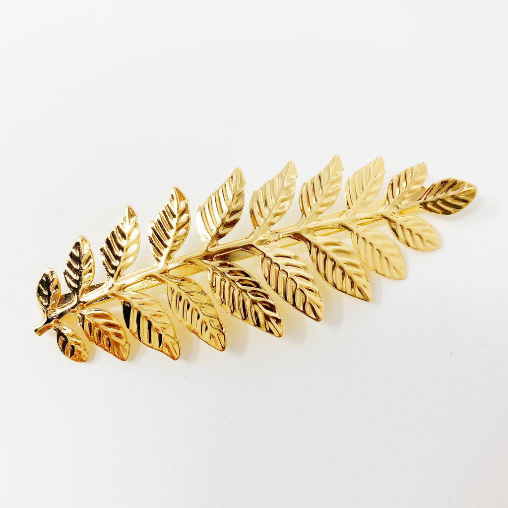 Broche Leaves