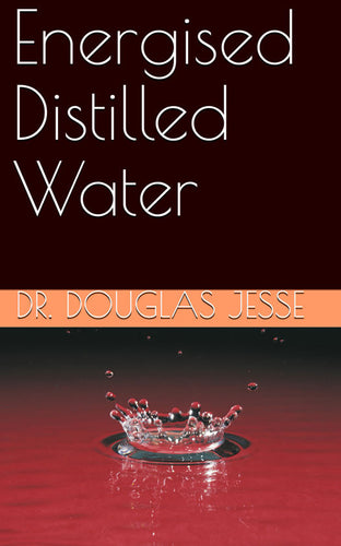 Energised Distilled Water