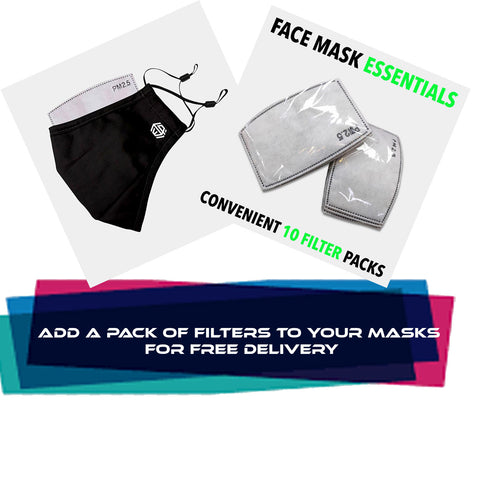 Mask and Filter Pack