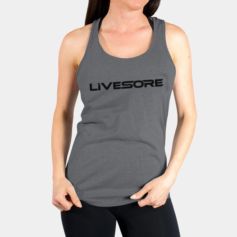 QUIET WOMAN - WOMEN'S TANK TOP - LiveSore Australia