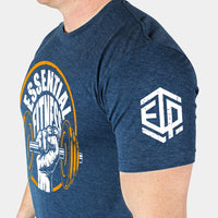 ESSENTIAL FITNESS MEN'S T-SHIRT - LiveSore Australia