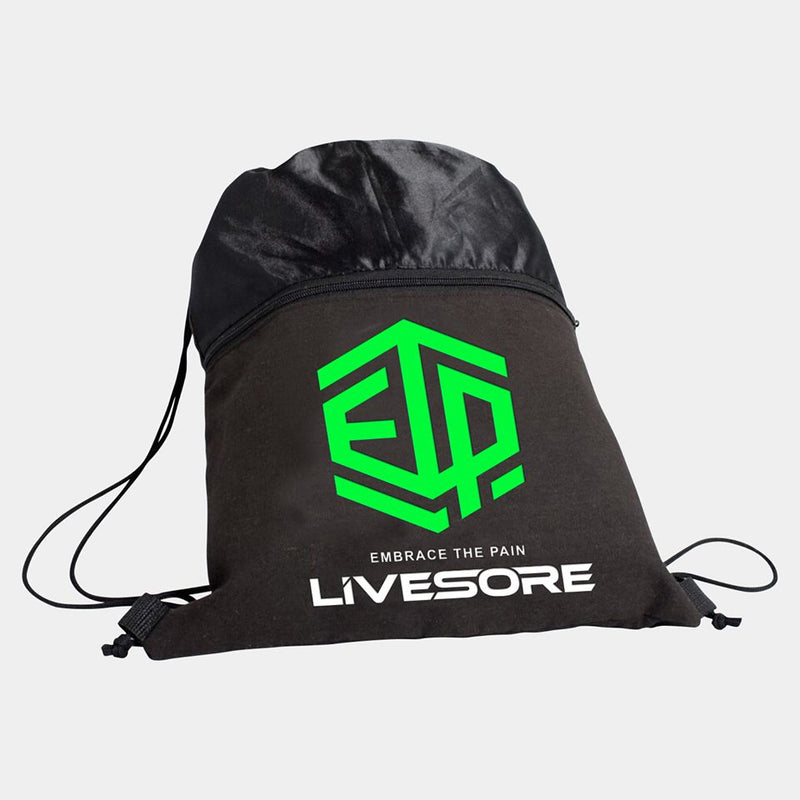 ETP LIVESORE POCKETED STRINGER BACKPACKS - LiveSore Australia
