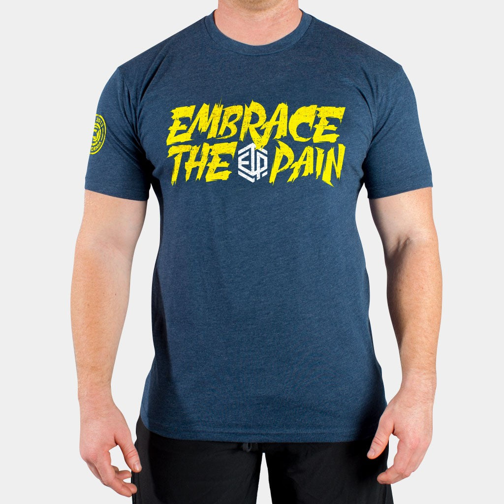 EMBRACE THE PAIN AGGRESSIVE STYLE PROMO SHIRT - LiveSore Australia
