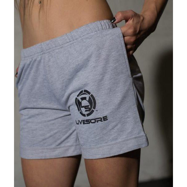 Sweat Shorts Female - LiveSore Australia
