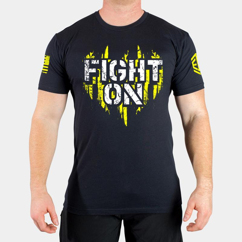 FIGHT ON T-SHIRT - LiveSore Australia