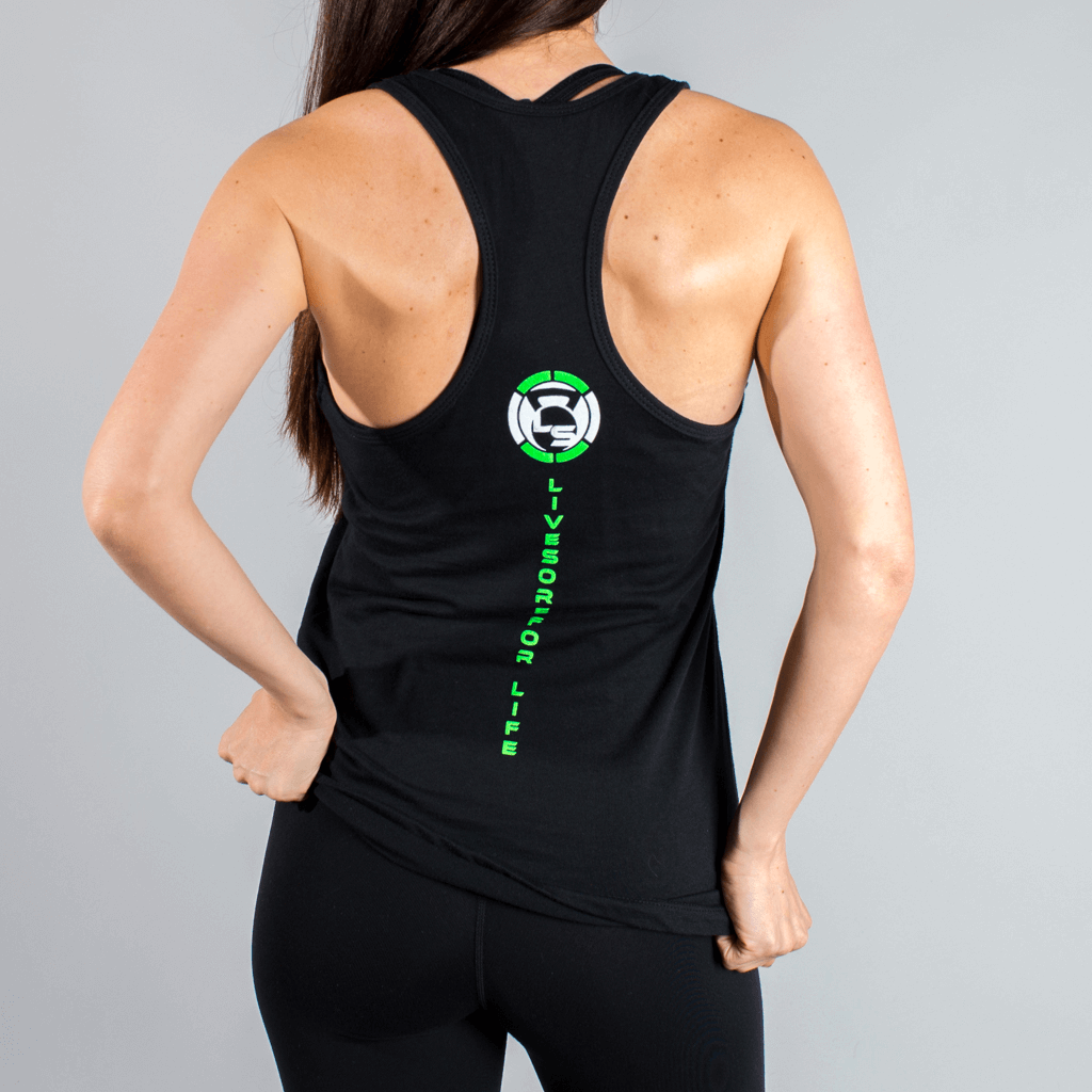 Savage Strength Tank - LiveSore Australia