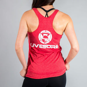 Chalk The F#@% Up Tank Top - Red or Black - LiveSore Australia