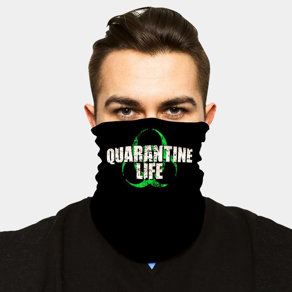 """ICE COOL"" FACE SLEEVE BUFF - QUARANTINE LIFE - IN STOCK AND READY TO SHIP - LiveSore Australia"