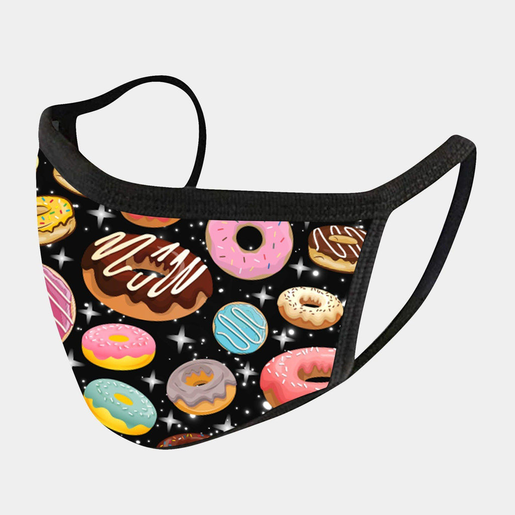 DONUTS 4-LAYER FACE MASKS - PREORDER - LiveSore Australia