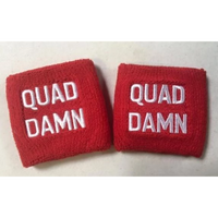 QUAD DAMN SWEAT BANDS - LiveSore Australia