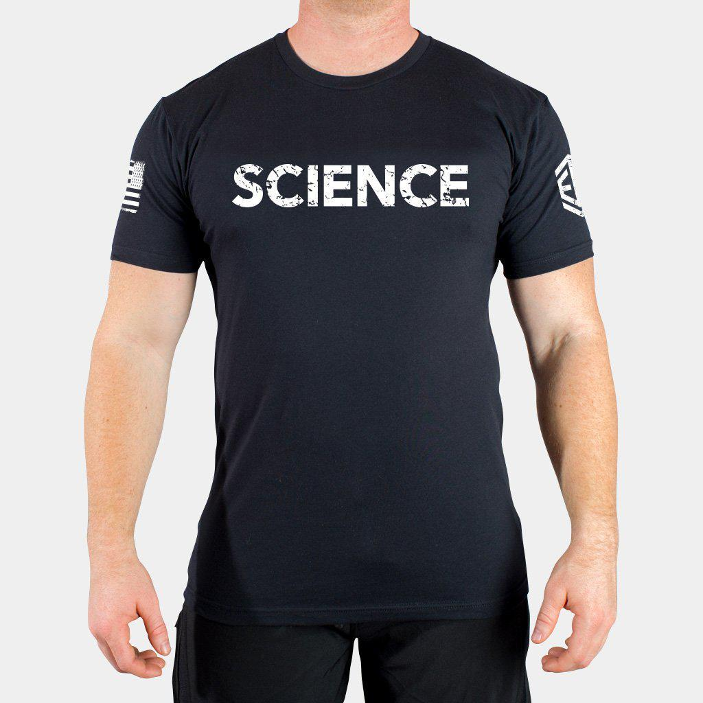 SCIENCE: PSYCHOTIC MEN'S T-SHIRT - LiveSore Australia