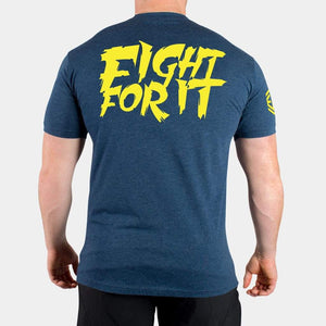 FIGHT FOR IT MEN'S T-SHIRT - LiveSore Australia