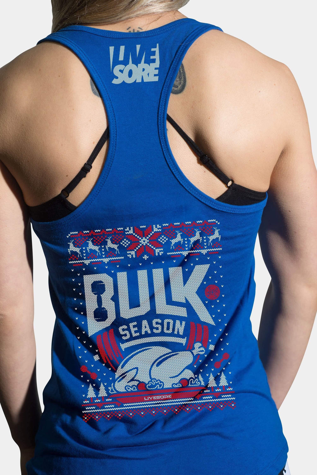 TIS THE SEASON WOMENS TANK TOP - LiveSore Australia