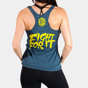 FIGHT FOR IT WOMEN'S TANK TOP - LiveSore Australia