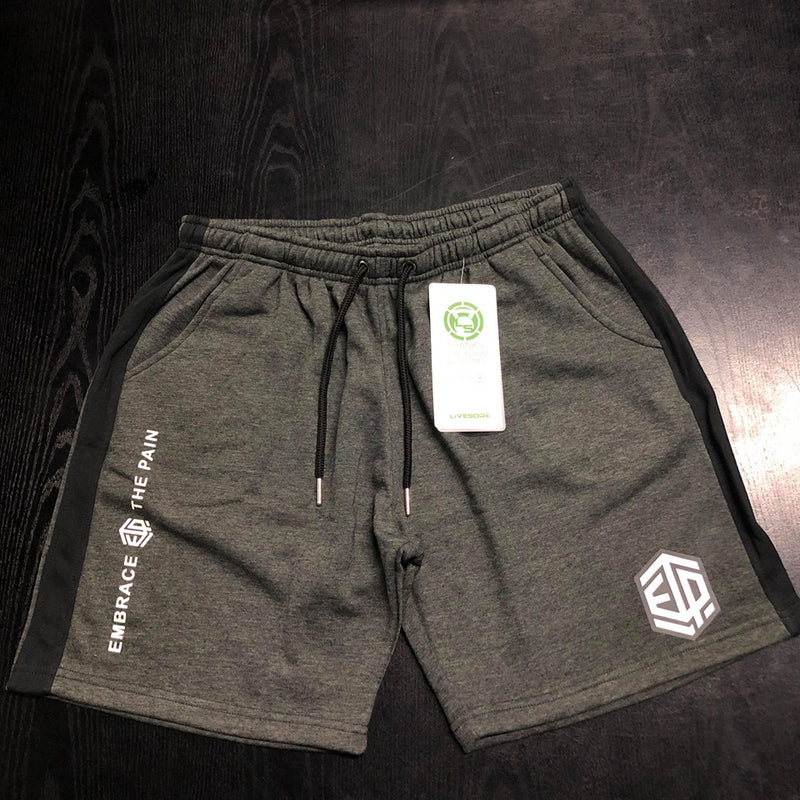 FUNCTION CHARCOAL SWEAT SHORTS MEN'S - LiveSore Australia