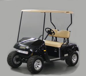 Cool Dry Covers Set for EZGo Golf Cart
