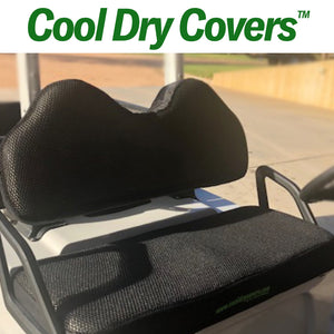 Cool Dry Covers Set for Greenman Golf Cart