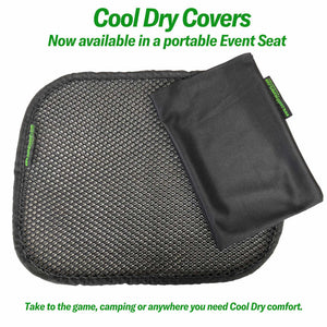Cool Dry Covers Event Seat with Carry Pouch