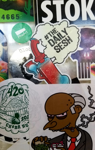 Daily Sesh Stickers