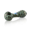 Sandblasted Glass Pipe