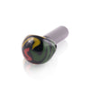 Jah Love Rasta Glass Pipe
