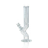 HVY Glass Bent Tubed Water Pipe