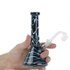 Black and White Dab Rig