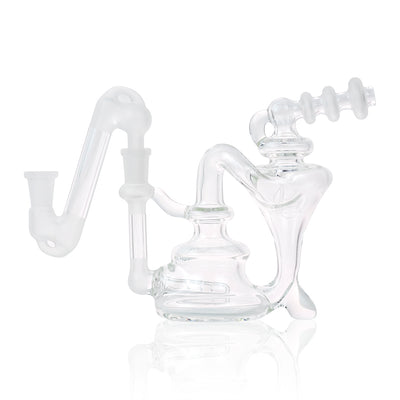 Inline Recycler - Huffy Glass