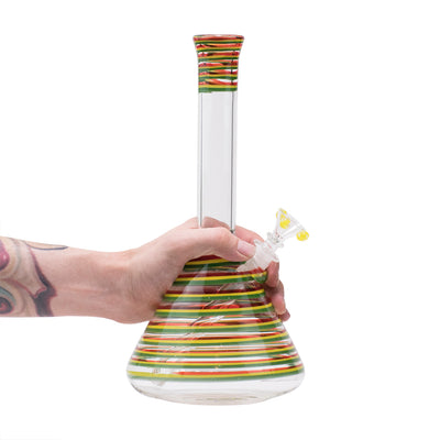 Lined Bong - HVY Glass