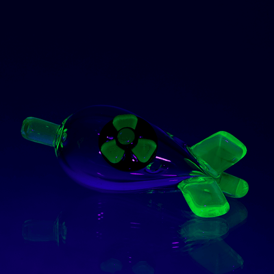 Bomb Bubble Cap - UV Reactive