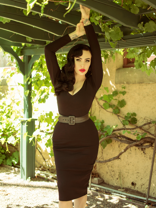 Black Marilyn Dress