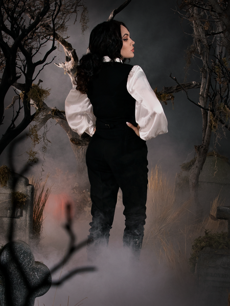 PRE ORDER - Sleepy Hollow Ichabod Pants in Black