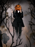 Sleepy Hollow Pumpkin Bag