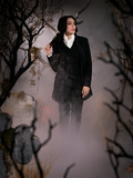 Sleepy Hollow Ichabod Coat in Black