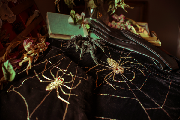 A Spider's Kiss Skirt