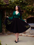 Serpent Swing Skirt