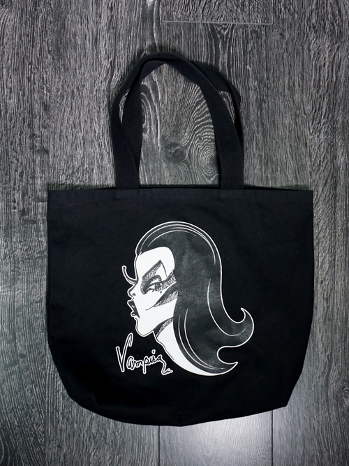 FINAL SALE - Tote Bag Vampira® by La Femme En Noir