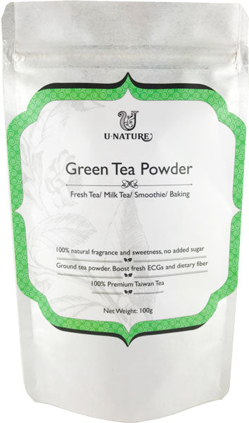 Nano tea powder • Green Tea