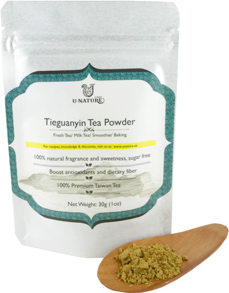Nano Tea Leaf powder • Goddess Tea