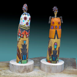 Indigenous Native American Pottery - Art