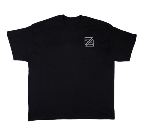 ZN (YR1) Tee: Moon/Black/White
