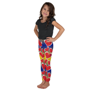 Girls Cutie Kid's Leggings