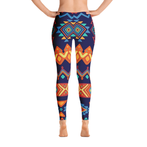 Women's Aztec Leggings