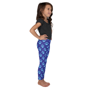 Girls Puppy Love Leggings