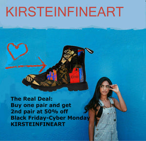 Black Friday and Cyber Monday Deals at Kirsteinfineart