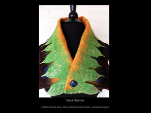 Latest News: Felt Fashions with  Sylvia Brestel