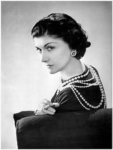 Fashion Advice from Coco Chanel